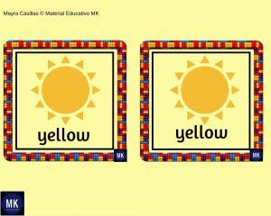 actividades interactivas para aprender los colores en ingles