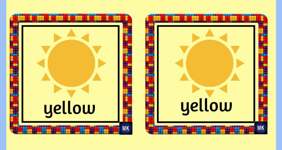 memorama de colores en ingles online