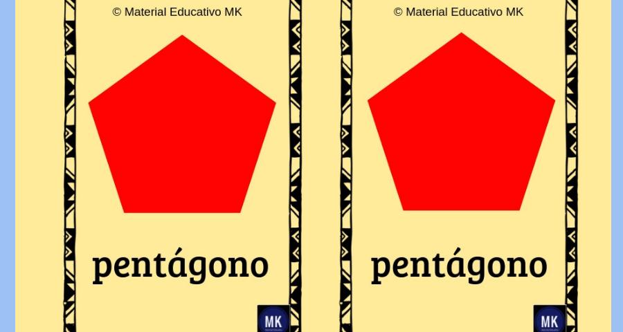 memorama de figuras geométricas pdf